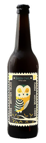 Perry's Barn Owl